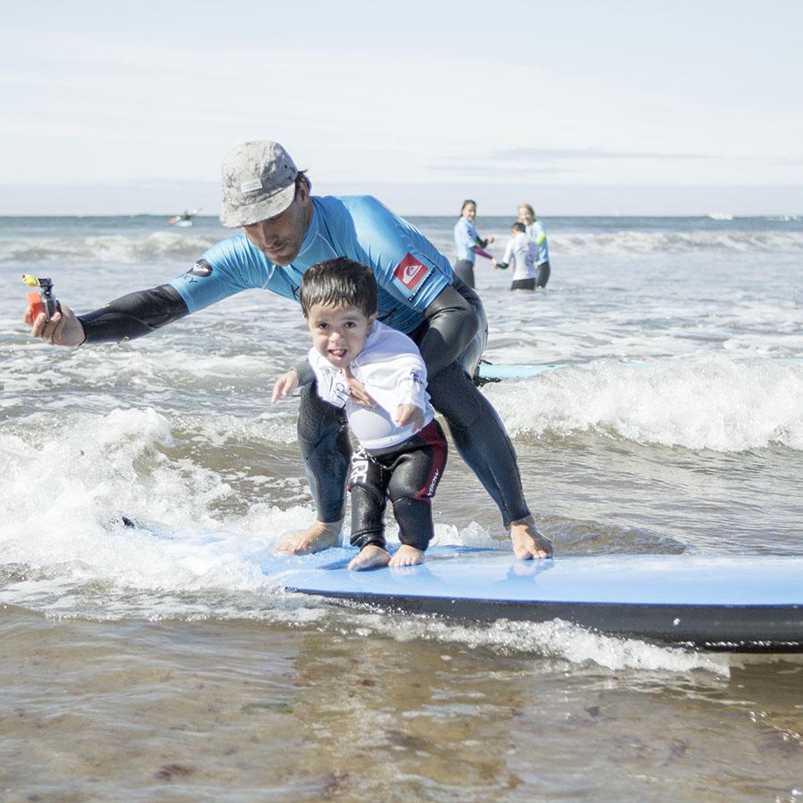 Kind Surf Gijón 2015